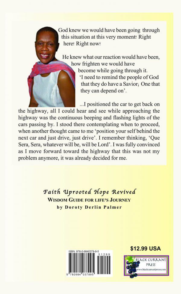 back cover Faith Uprooted